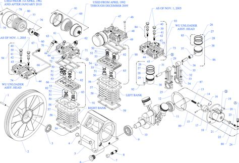 wiring diagram for cbell hausfeld compressor speedaire