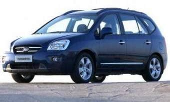 Kia Carens 2009 Review 2009 Kia Carens For Sale 2000cc Gasoline Manual For Sale