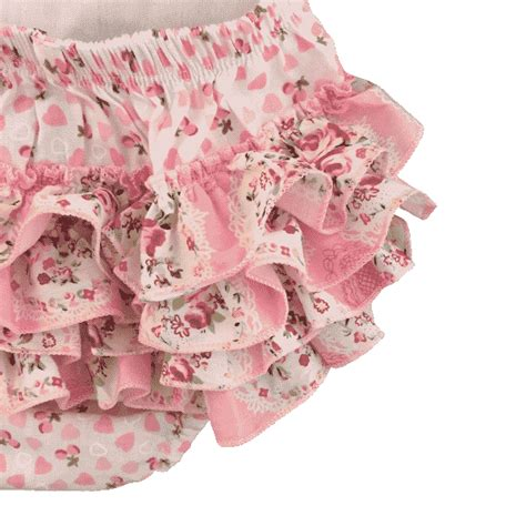 vintage floral romper for baby yolo store