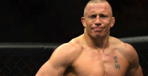 gsp tattoo top 5 worst tattoos of fighter s tattoos