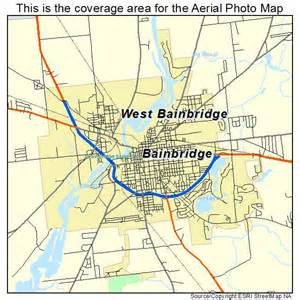 bainbridge map aerial photography map of bainbridge ga