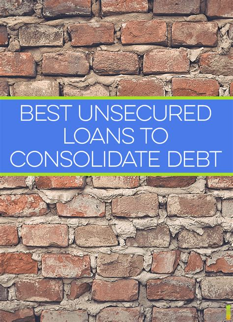 unsecured personal loans bad credit best personal best unsecured loans to consolidate debt frugal