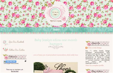 layout blog vintage ipietoon cute blog design november 2012