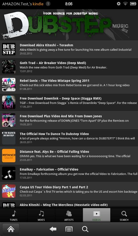 amazon kindle song dubstep kindle tablet edition co uk appstore for android