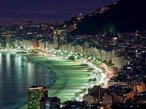 Galaxy Lights Rio De Janeiro At Night 7976954 Wallpapers13 Com