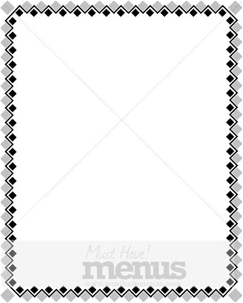 geometric pattern borders grayscale geometric pattern menu borders