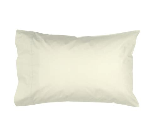 Standard Pillow by Percale Standard Pillowcase