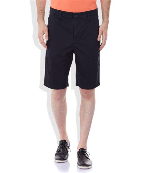 Calvin Klein Pasir 201 Black Gold calvin klein black cotton shorts buy calvin klein black