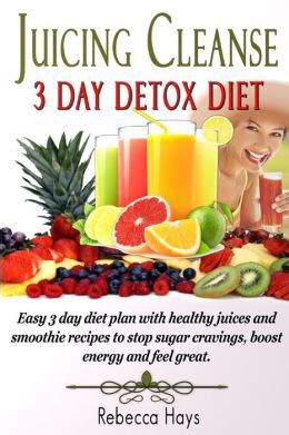 3 Day Detox Diet Recipes by Juicing Cleanse 3 Day Detox Diet Easy 3 Day Diet Plan
