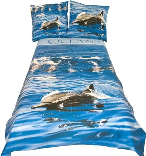 dekbed 140 x 200 2 persoons bol dolfijnen dekbedovertrek 140 x 200