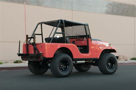 1966 Willys Jeep Custom Suv 139077