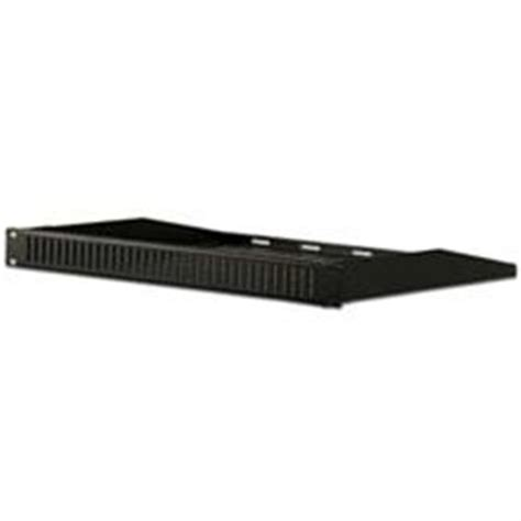 1u Rack Shelf by Royal Racks Roy1244 1u Rack Shelf With Vented Panel