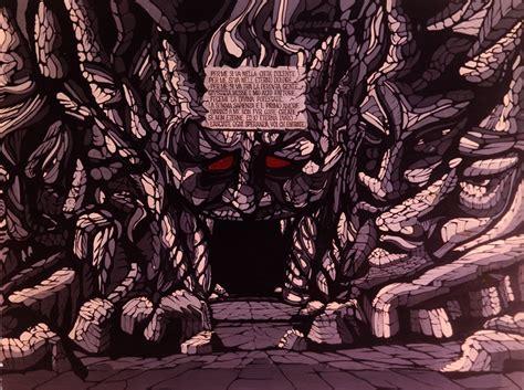 porta inferno dante kuthuma di erks