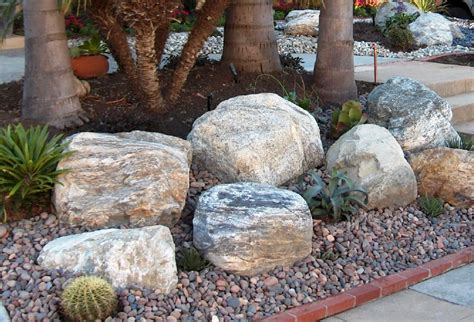 Boulders For Large Landscape Rocks Homesfeed Landscape Rock