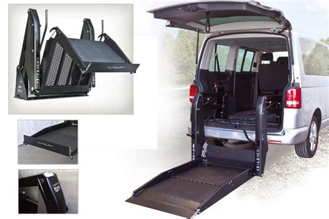 pedane per disabili pedane furgoni per disabili sollevatori in alluminio per