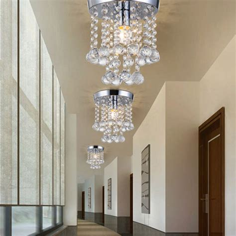 chandelier hallway ceiling light fixtures stabbedinback