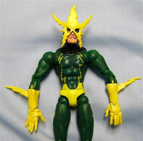 Electro Proof Marvel Avangers Custom Figure 17 best images about marvel figures on