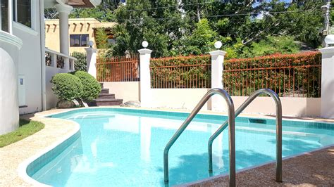 3 bedroom house with pool house for rent in consolaction cebu grand realty