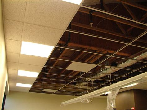 what is a drop ceiling dropped ceiling description characteristics and photos