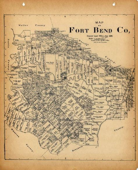 map of fort bend county 600 best images about vintage on my cost