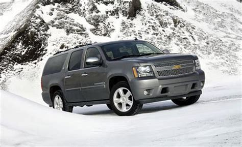 chevrolet suburban 2007 car and driver
