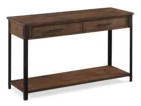 Larkin rectangular sofa table natural pine t2017 73 decor