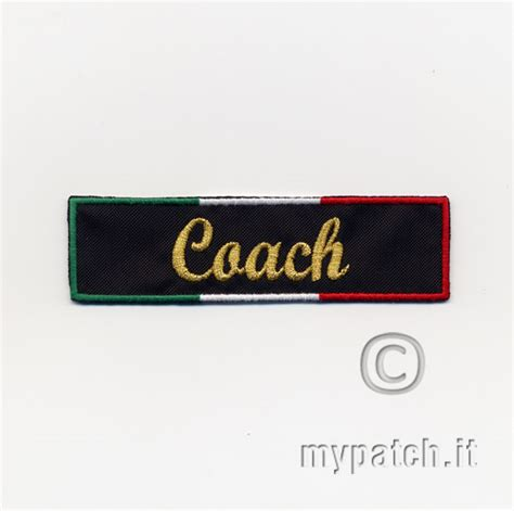 cornice tricolore patch cornice italia 11x3 toppa bordo tricolore italia