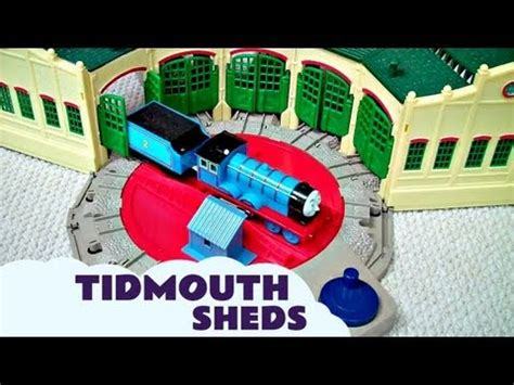 Trackmaster Tidmouth Sheds by Tidmouth Sheds Trackmaster And Friends Toys