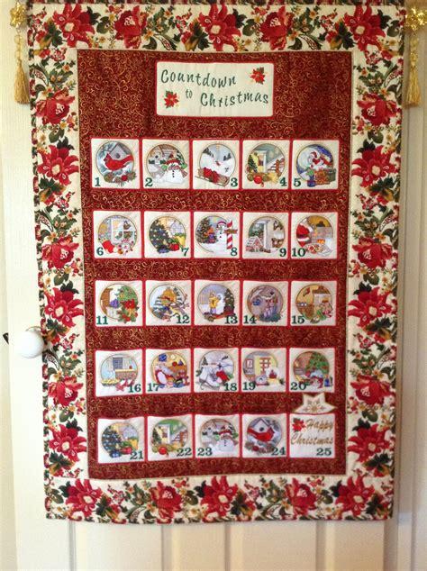 design advent calendar free embroidery designs cute embroidery designs