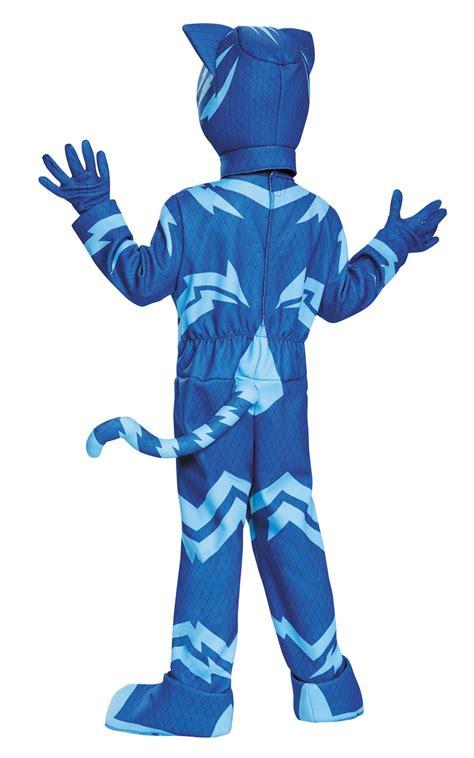 Jubah Kostum Pj Mask Catboy pj masks catboy deluxe toddler costume buycostumes