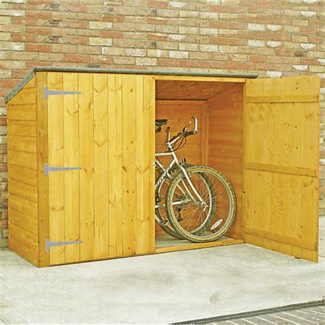 Wickes Shiplap wickes shiplap pent bike store wickes co uk