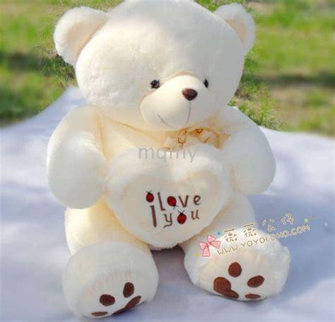 Boneka Beruang White Teddy Boneka Teddy
