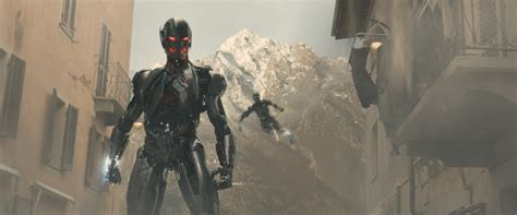 Toys Cosbaby Age Of Ultron Ultron Sentry 2 age of ultron high resolution pictures feature vision more collider