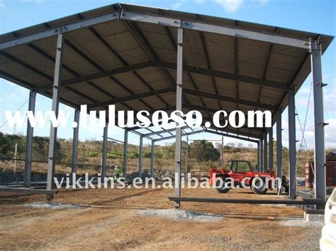 Steel Structure Shed by Industrial Steel Buildings Shed Blueprints