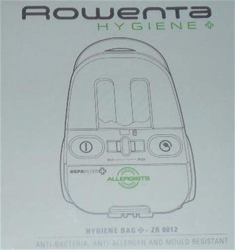 sacs aspirateur hygiene rowenta ro6021 ro6031 antibacterien mena isere service pi 232 ces