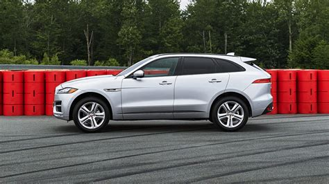 Jaguar F Pace Diesel Fuel Economy by 2017 Jaguar Diesel Suv And Sedan Vehicles Jaguar Usa