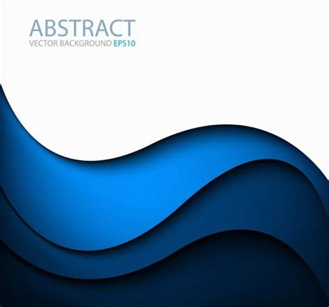 navy blue wave background design free blue abstract waves background vector titanui