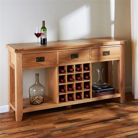 Wine Rack Console by Wine Rack Console Table Table Designs