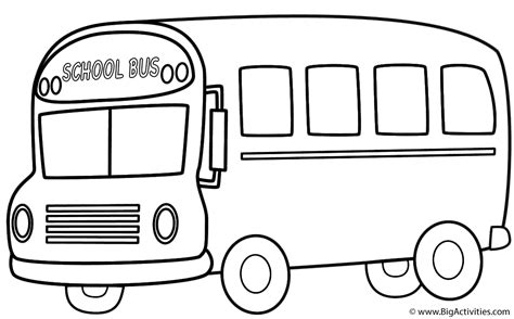 free printable coloring pages school bus school bus coloring page transportation