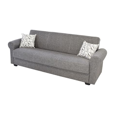 istikbal couch 43 off istikbal istikbal sleeper couch with storage sofas