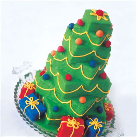 towering christmas tree cake recipe best birthday cakes