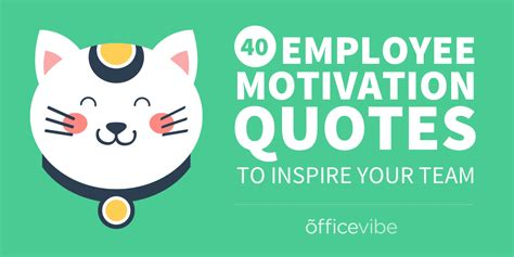 the motivation toolkit how to align your employees interests with your own books 40 employee motivation quotes to inspire your team
