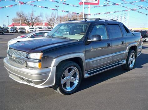 southern comfort avalanche for sale 2006 chevrolet avalanche southern comfort details
