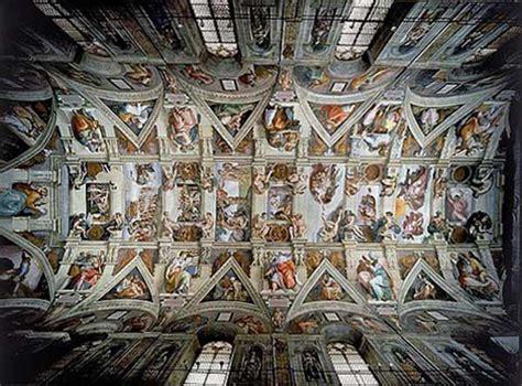 decke der sixtinischen kapelle decke der sixtinischen kapelle michelangelo buonarotti