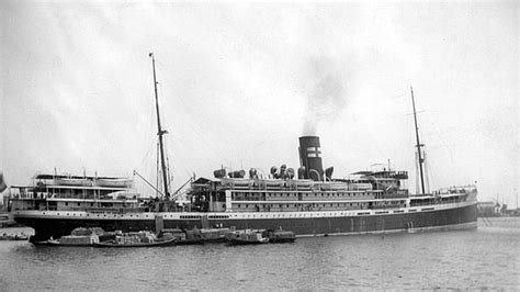 un barco que zarpa del callao el oculto naufragio del titanic espa 241 ol m80 radio