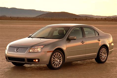 2006 mercury milan overview cars com