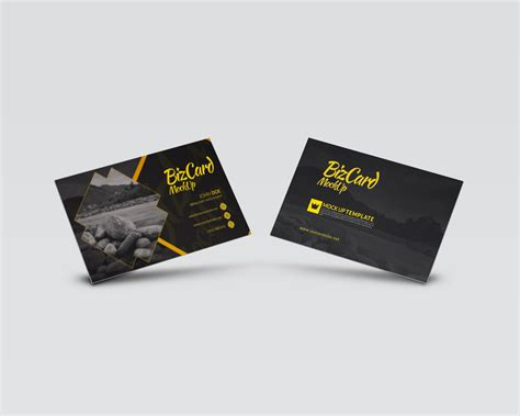 realistic card psd mockup template 55 business card psd mockup templates decolore net