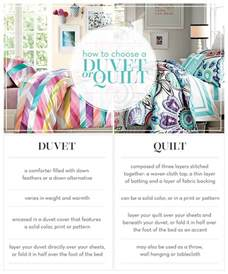 comforter quilt difference decor 101 the difference between duvets and quilts