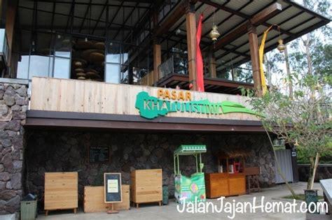 Sho Kuda Di Supermarket dusun bambu bandung jalan jajan hemat