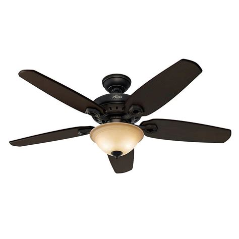 Black Ceiling Fan With Light And Remote by Cassius 52 In Indoor Outdoor Matte Black Ceiling